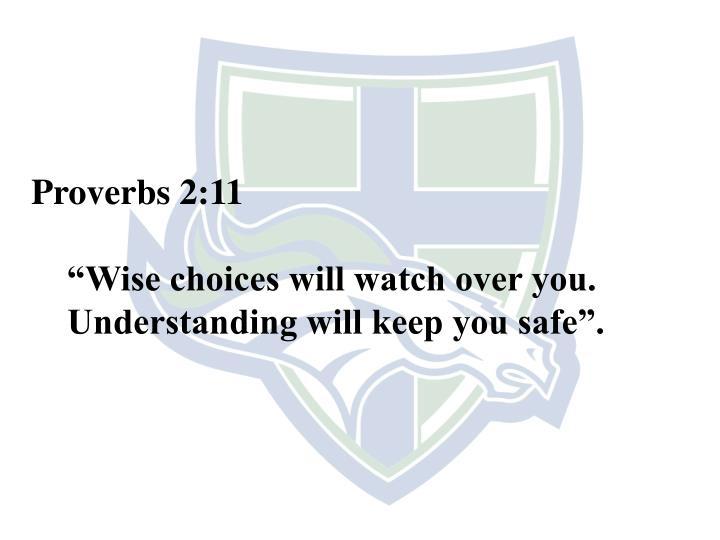 Proverbs 2:11