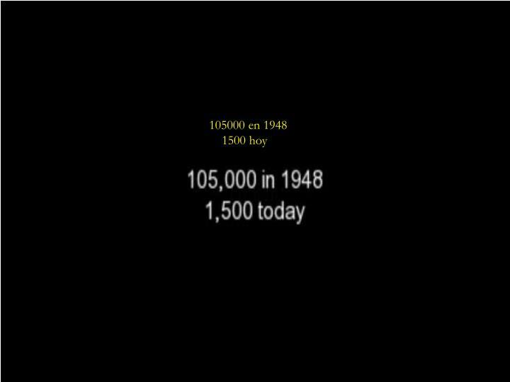 105000 en 1948