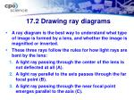 17 2 drawing ray diagrams