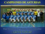 campeones de asturias