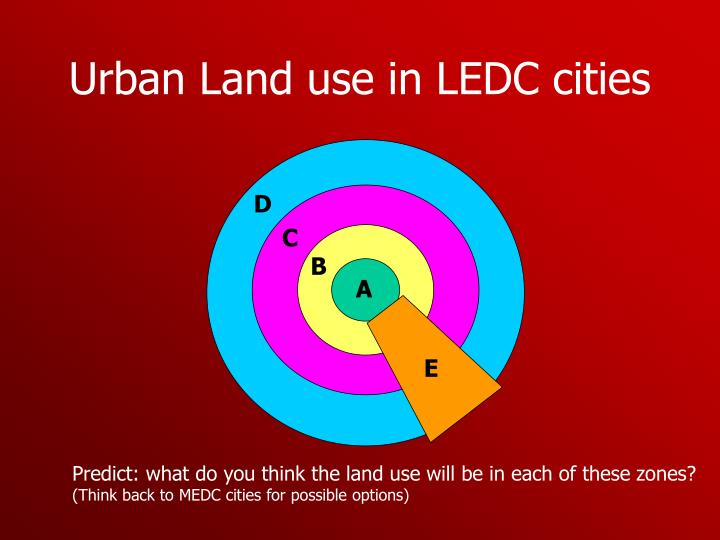 geo trends in urbanisation medc ledc What are the differences between ledc and medc where as ledc's are less medc stands for more economically developed designs, & style trends.