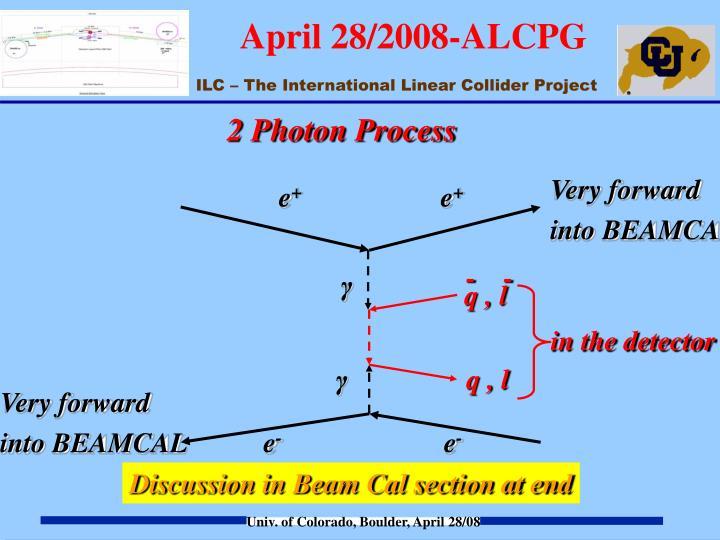 2 Photon Process