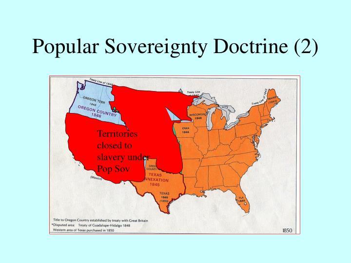 Popular Sovereignty Doctrine (2)