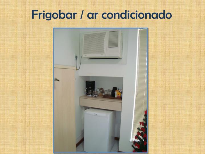 Frigobar / ar