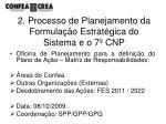 2 processo de planejamento da formula o estrat gica do sistema e o 7 cnp