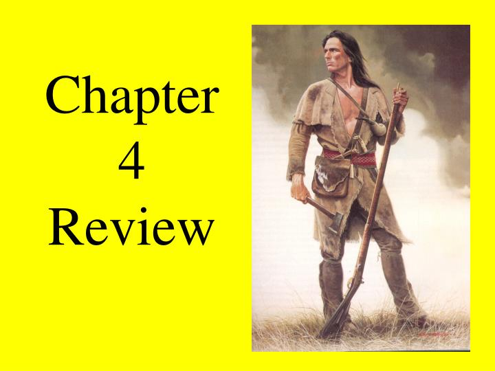 chapter 4 review n.