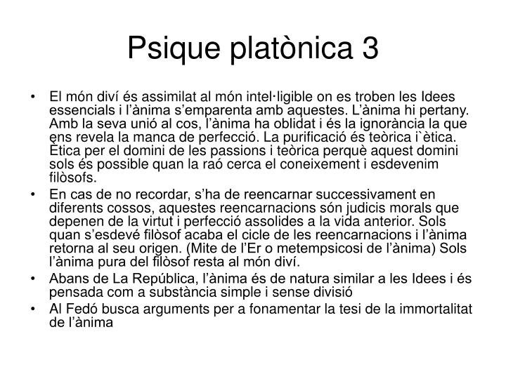 Psique platònica 3