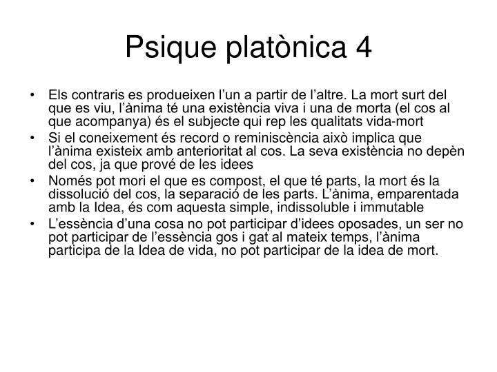 Psique platònica 4
