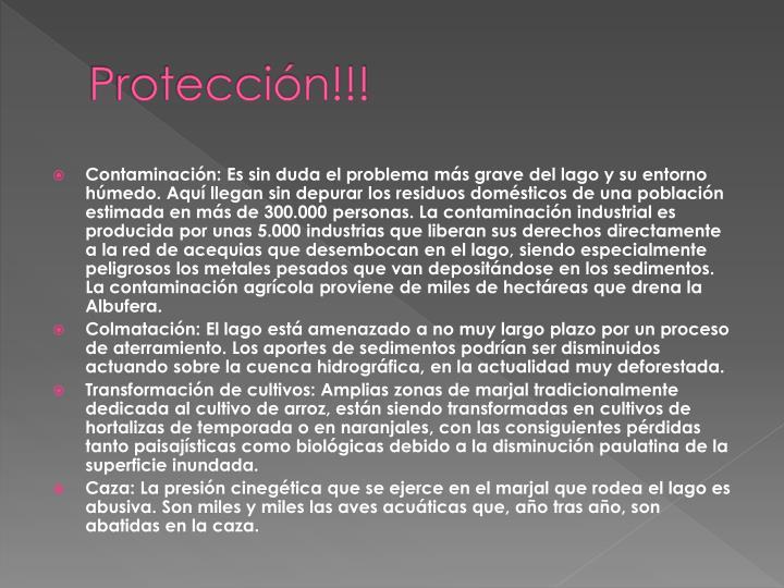 Protección!!!