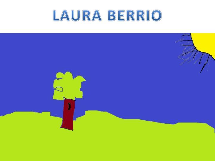 LAURA BERRIO