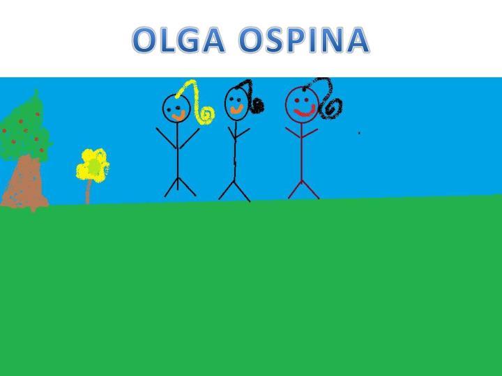OLGA OSPINA