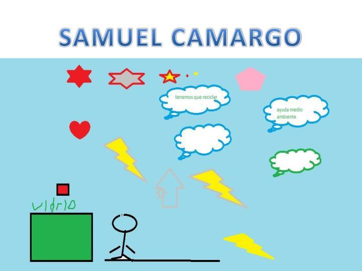 SAMUEL CAMARGO