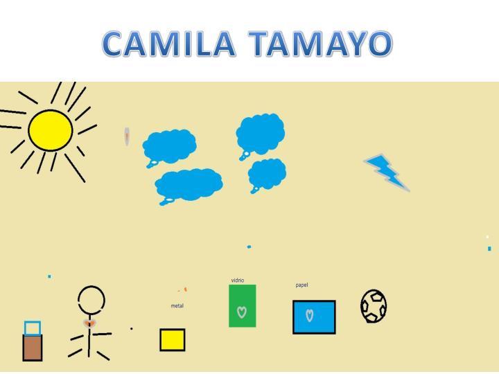 CAMILA TAMAYO