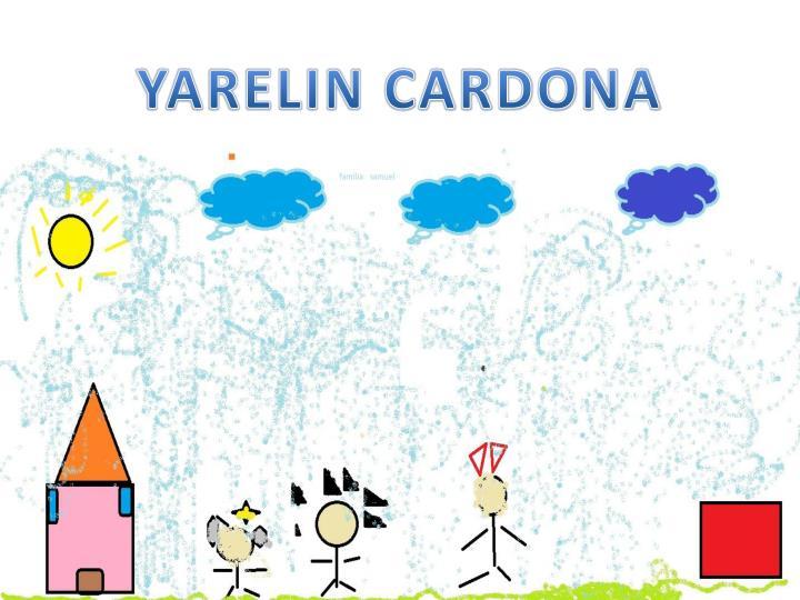 YARELIN CARDONA