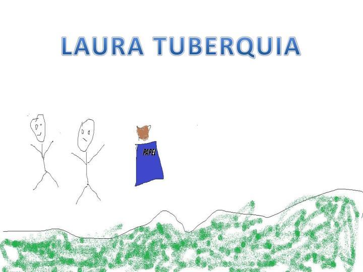 LAURA TUBERQUIA