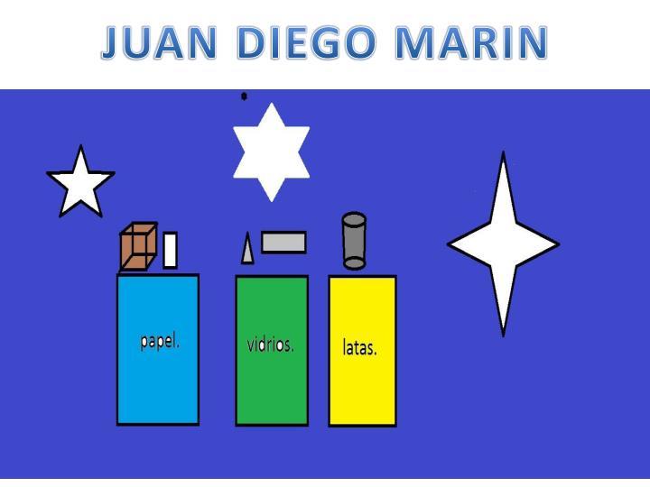 JUAN DIEGO MARIN