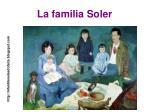 la familia soler