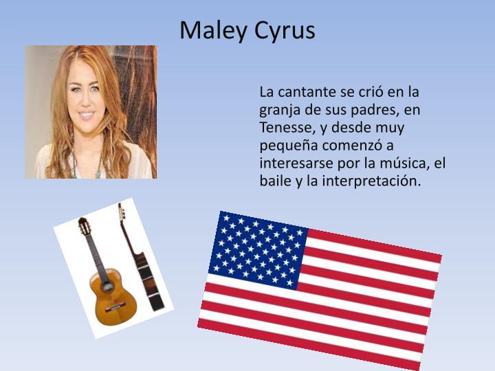 Maley cyrus