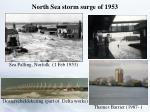 north sea storm surge of 1953