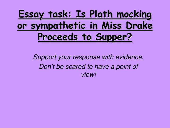 6 essays The sample essays that follow were written in response to the prompt that appears below the rater commentary that follows each sample essay explains how the response meets the criteria for that score.