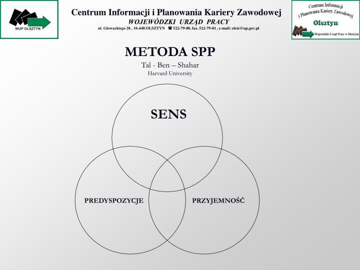 METODA SPP