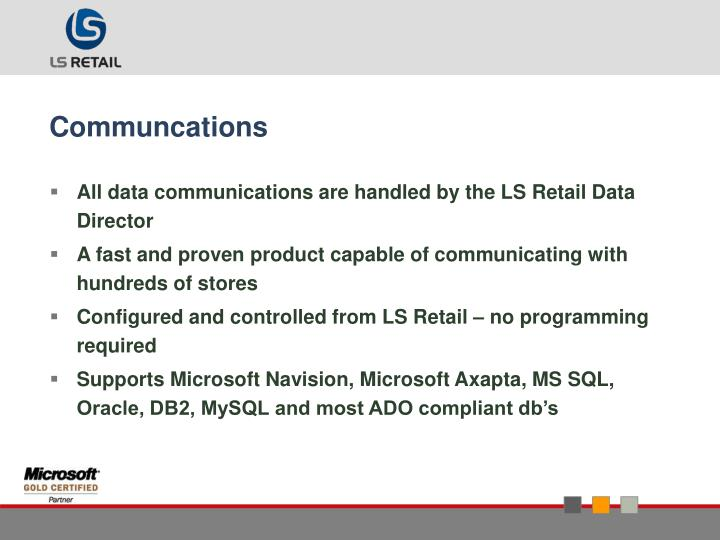 Communcations