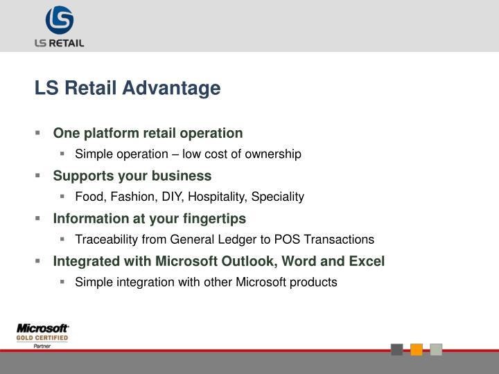 LS Retail Advantage