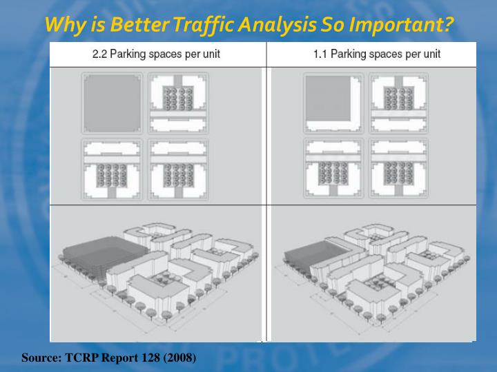 Why is Better Traffic Analysis So Important?
