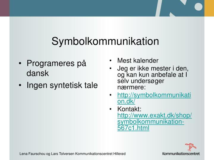 Symbolkommunikation
