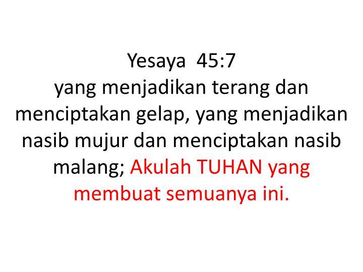 Yesaya