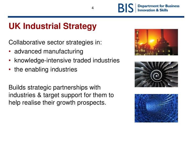 UK Industrial Strategy