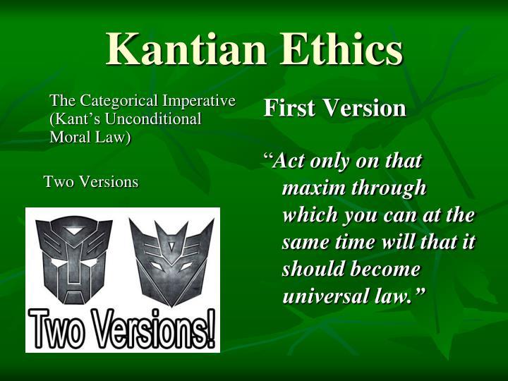 ppt - deontological ethics powerpoint presentation