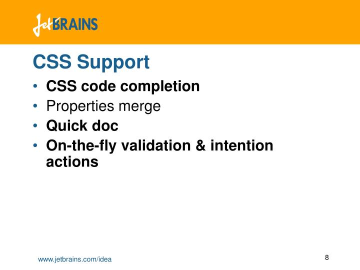 CSS Support