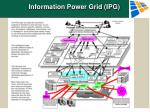 information power grid ipg