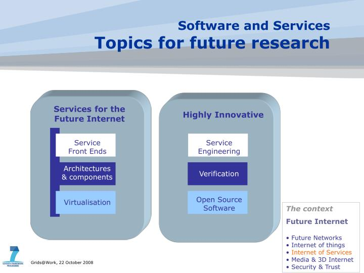 Software and Services