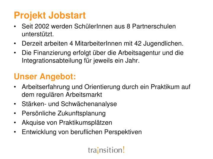 Projekt Jobstart