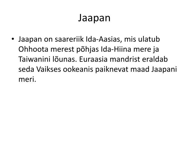 Jaapan1