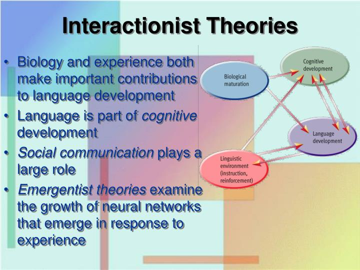 Interactionist Theories