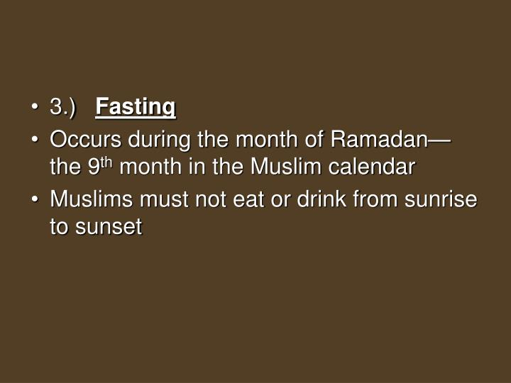 Occurs During The Month Of Ramadan 9th In Muslim Calendar
