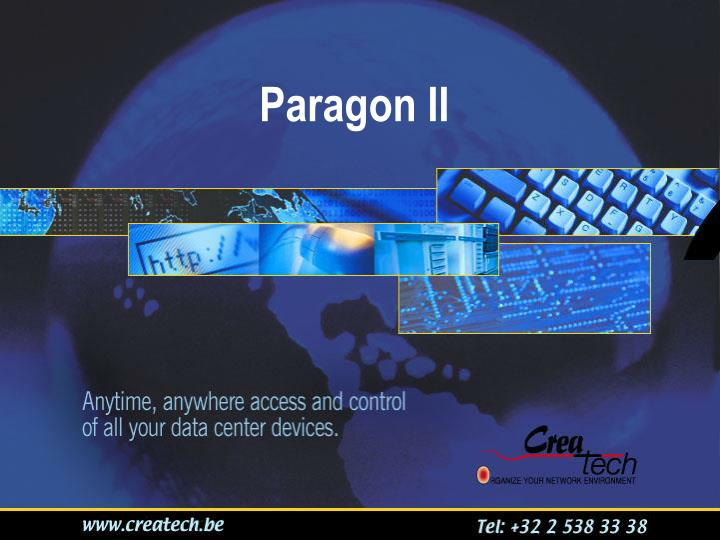 paragon ii the industry s best kvm switch just got better n.