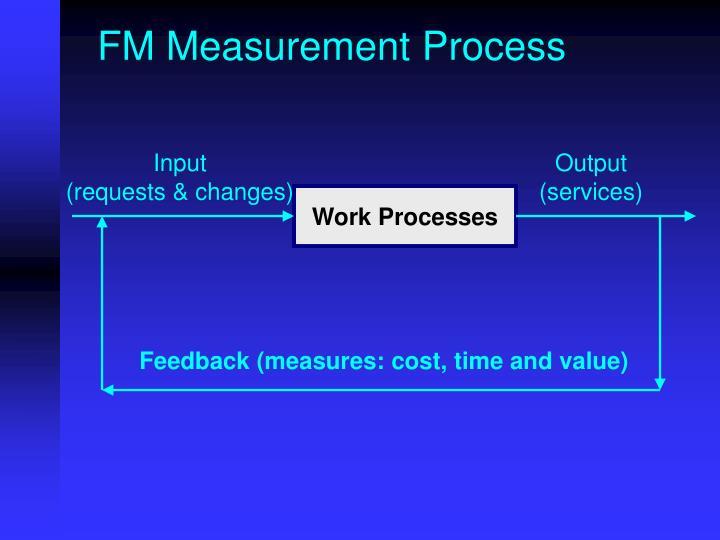 FM Measurement Process