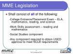 mme legislation1