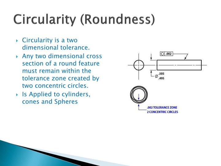 Ppt Geometric Dimensioning And Tolerancing Gdt Powerpoint
