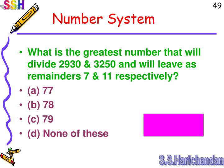 What is the greatest number that will divide 2930 & 3250 and will leave as remainders 7 & 11 respectively?