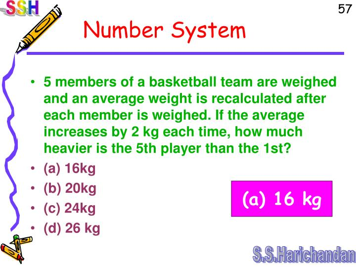 5 members of a basketball team are weighed and an average weight is recalculated after each member is weighed. If the average increases by 2 kg each time, how much heavier is the 5th player than the 1st?