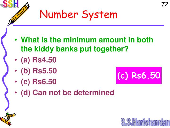 What is the minimum amount in both the kiddy banks put together?