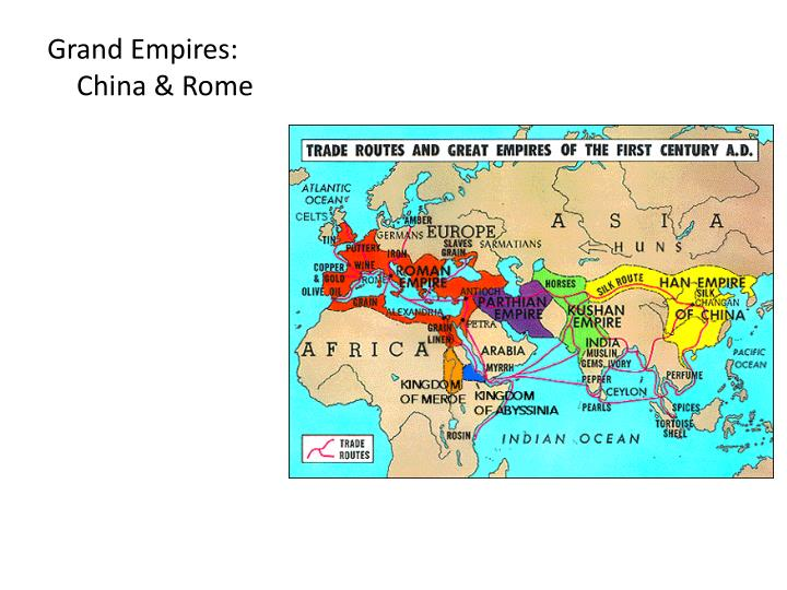 apwh rome and china notes 2 Period 1 – technological & environmental transformations, to 600 bce, chapters 1-3 (5% of the apwh exam) period 2 – organization & reorganization, 600 bce – 600 ce, chapters 4-9 (15% of the apwh exam)  the major civilizations to emerge were zhou and han china, greece and rome, and the gupta empire.