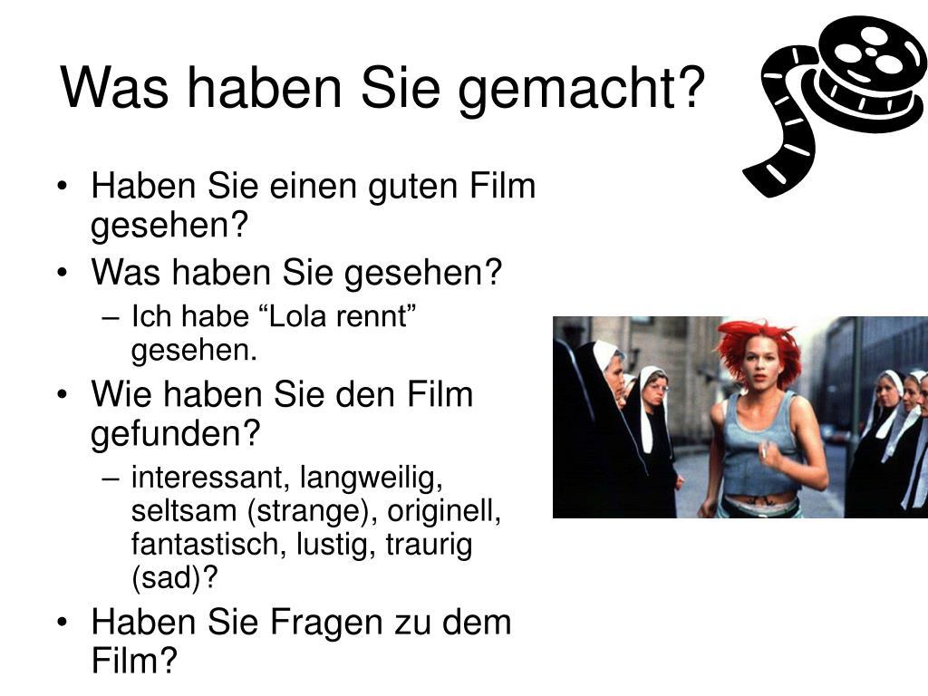 PPT - Deutsch 102 PowerPoint Presentation, free download