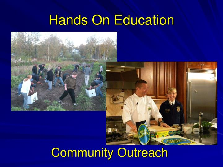 Hands On Education