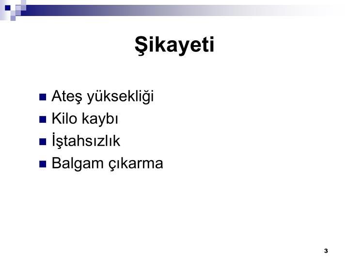 Ikayeti